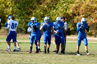 ST FRANCIS FR FOOTBALL ACTION 2012