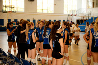 ST FRANCIS FR VOLLEYBALL ACTION 2012