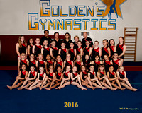 GOLDEN'S GYM - 2016