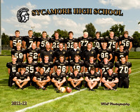 SYCAMORE FOOTBALL & CHEER 2011