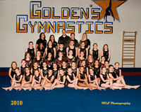 GOLDEN'S GYM - 2010