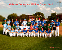 Midwest Collegiate All Star Game 2012