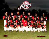 Aces Team and Individuals - 2010