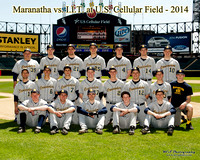 IIT vs MARANATHA AT THE CELL 2014