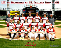 IIT VS MARANATHA AT THE CELL - 2013