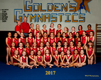 GOLDEN'S GYM - 2017