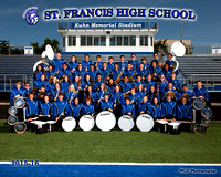 ST FRANCIS MUSIC  2015