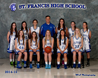 ST FRANCIS WINTER 2014