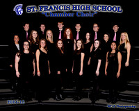 ST FRANCIS CHOIRS 2014