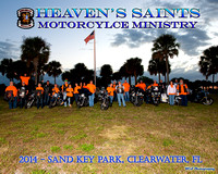HEAVEN'S SAINTS M/M 2014 - CLEARWATER, FL