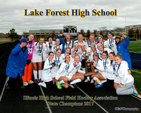 LAKE FOREST FIELD HOCKEY 2017